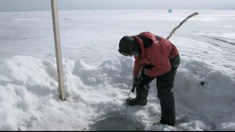 Мятежники ледяного озера 1 сезон 7 серия