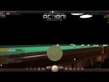 8-ми шаровая серия в игре бактыбаев-гордый