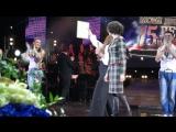Финал, Грандиозного Юбилейного Концерта Марины Девятовой в театре Эстрады  09.11.2014 г. Это Надо Видеть!