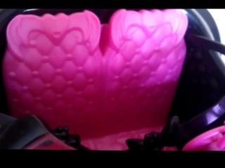 Monster High Draculauras Car Roadster Sweet 1600 обзор на русском