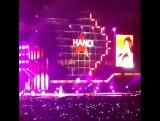 [fancam] Hyorin SISTAR singing 'Hello Vietnam' @ music bank in hanoi #효린