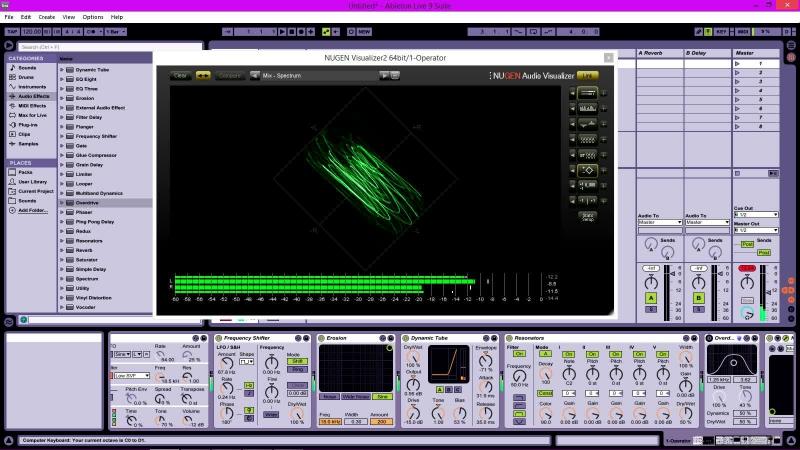 LOOLZ Oscilloscope Nugen