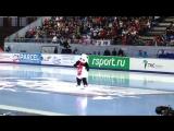 Чемпионат Мира Шорт-Трек - лютый панда - Крылатское 2015.03.15