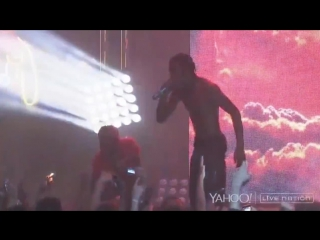 Travi$ Scott - Skyfall (Live)