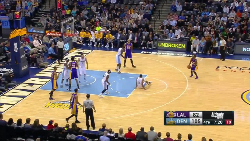 Top 10 Plays of the Night - April 8, 2015 - NBA Season 2014-15