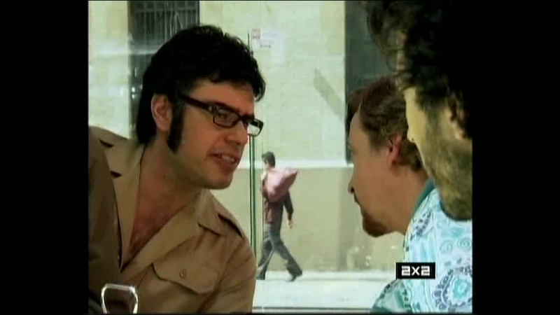 2-5 Flying Of The Conchords / Полет Конкордов / Летучие Конкорды Сезон 2 Серия 5