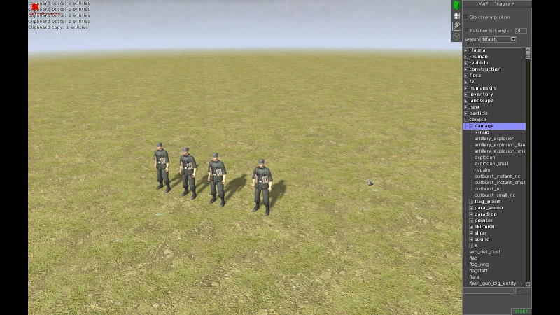 Расчлененка в моде Battle of Normandy alpfa 2.0