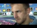 Интервью Доменико Кришито после ответного матча с «Торино»