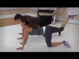 Full Body Workout Using Three Exercises with Brooke Burke