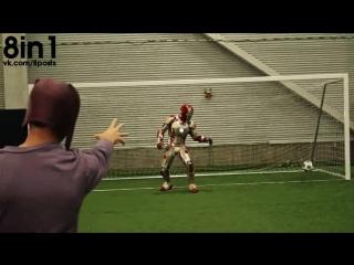 """Короткометражный фильм """"Как супергерои играют в футбол"""" / short film - SUPER HERO SOCCER / football"""