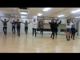 T-ara Dance pract. Little Aplle