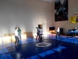 Дауренов Ильяс Кикбоксинг - Соревнования 15.03.2015 Смешанные едн (1 место) финал.