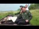 ►упал.потеряли товарища в луже))))))))ржачное классное видео .