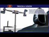 TRIGON 4 VISION - 3D стенд HIGH TECH класса