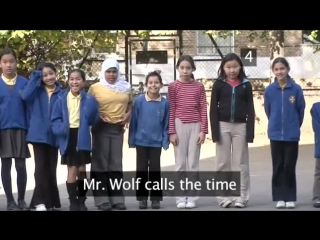 How to play whats the time Mr. Wolf