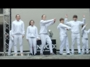 Наш танец стрит-классик+хип-хоп:)
