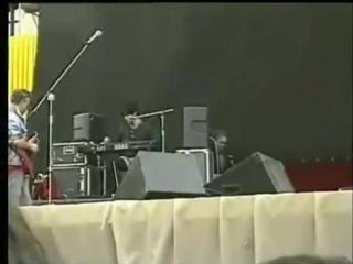 Riccardo Fogli 1996 Prove del concerto