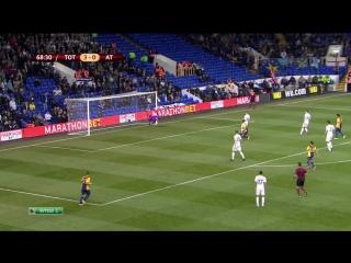 308 EL-2014/2015 Tottenham Hotspur - Asteras Tripolis 5:1 (23.10.2014) HL