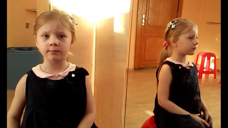 Миланика Нестерова Младшая Актерская Группа А2