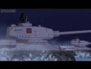 Выходила на берег Катюша (Японское пародия в аниме)