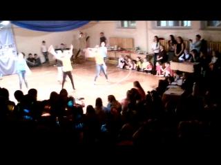 аэробик денс шоу 2015