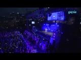 Taeyang - Body (ft.CL) @live in Busan [full HD]
