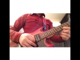 Прописываю гитарку) Майк Чек