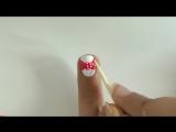 Дизай ногтей Дисней Минни Маус