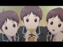 [NBFO] 3 серия | Красавцы-старшеклассники на страже Земли: ВО ИМЯ ЛЮБВИ!| Binan Koukou Chikyuu Bouei Bu Love! [AniDub]