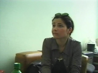 Любовь Тихомирова интервью к фильму 'Особенности русской бани'