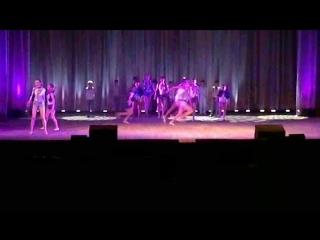 Танец для школьного конкурса