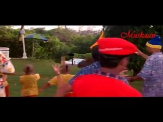 Family Happy Fun Song - Kahin Pyaar Na Ho Jaaye, 2000 - Salman Khan, Rani Mukherjee, Raveena Tandon
