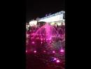 Поющий фонтан на Сохо в Шарм эль Шейхе