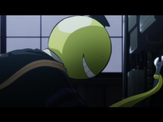 Ansatsu Kyoushitsu / Класс Убийц - 9 серия | Itashi & Sedrix & Reni [AniLibria.Tv]