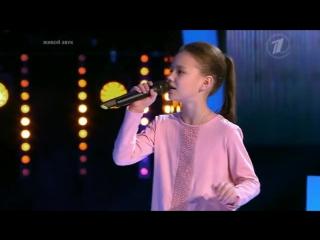 Мария Мирова - The Winner Takes It All ( песня на вылет)