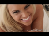 Cara Brett ∞ Strip Tease Set20 HD blonde anal sex tits ass модель сосет член трахают