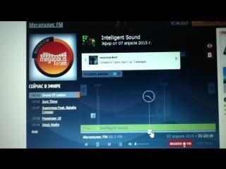 Intelligent Sound @ Megapolis 89.5 FM