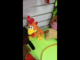 Electric Plush doll——Crazy Chicken/ Crazy Frog / Crazy Duck