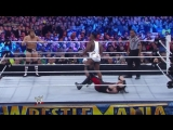 Брайан и Кейн пр. Зигглер и Биг И (7.04.2013, WrestleMania)