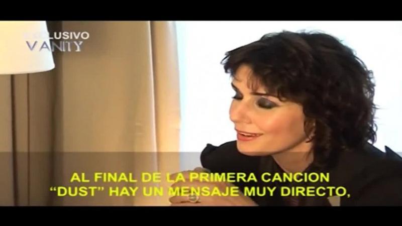 EMMA SHAPPLIN ENTREVISTADA POR ALEJANDRO VIÑAS PARA EL PROGRAMA VANITY (EDICIÓN 38)