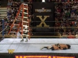 Shawn Michaels vs. Scott Hall(as Razor Ramon) (c) (Undisputed WWF Intercontinetal Championsip Ladder Match) (WrestleMania X - 2
