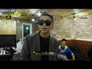[rus sub][24.03.15] mnet 4 things show - rap monster cuts