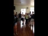 Val Clemente тренировка ассистентов2