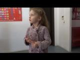 Прослушивание в детском муз.театре - Ярослава