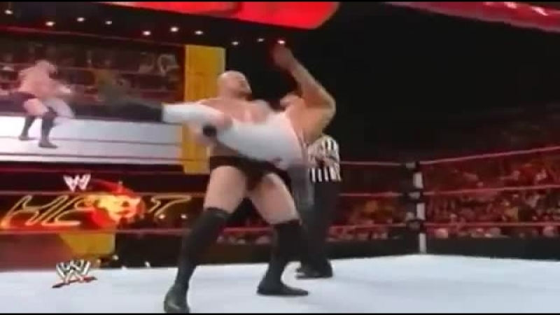 Snitsky Finisher - Pumphandle Slam