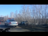 ДТП Чапаевск - Самара
