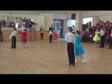 Лёша и Лена. Первое выступление в программе Н4 (4 танца)