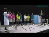 150219 YNN NMB48 CHANNEL - The Physical Fitness Test in Handshake Event