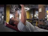 БОДИБИЛДИНГ ВИДЕО | Как накачать грудные мышцы Сергей ЮГАЙ