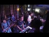 Самолёт денег - Танго (live @ Кружаль, 15.08.2014)